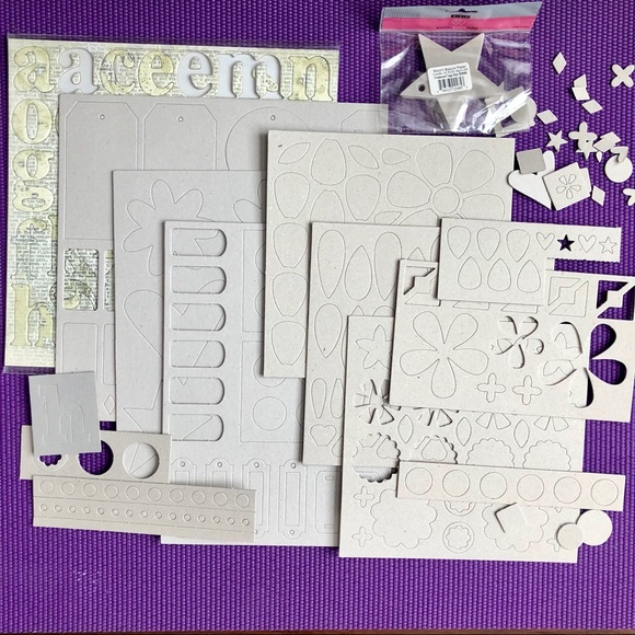Stampin Up Chipboard Bundle